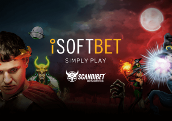 iSoftBet – Providing games and joy to ScandiBet